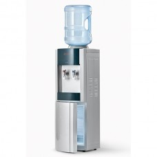 Кулер для воды (LC-AEL-280b) silver/green
