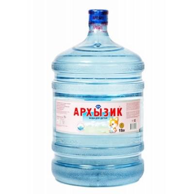 доставка воды Архызик детская