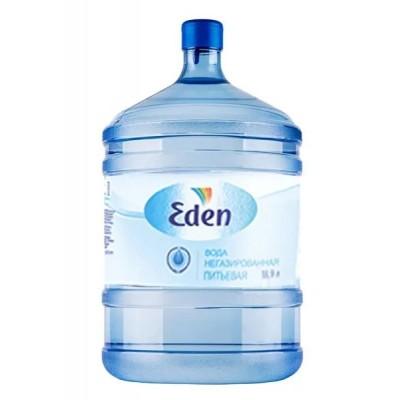 вода Eden Springs старое название Nestle Pure Life
