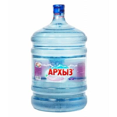 горная питьевая вода Архыз
