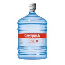 вода Cемерикъ 19,2л
