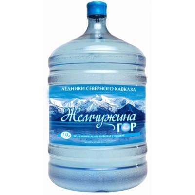 Горная вода жемчужина гор с бесплатной досьавкой
