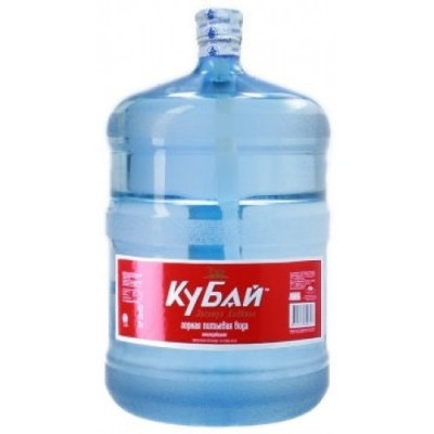Доставка питьевой воды Кубай